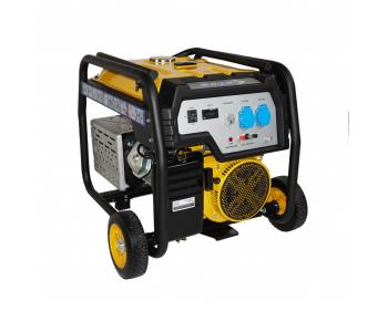 FD 7500E  Generator electric Stager 6 kW , rezervor 25 l , motor 4 timpi benzina