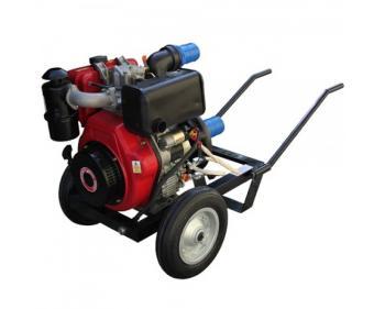 DKD DWP 186 K Dakard Motopompa Diesel de presiune