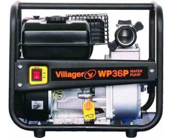 WP 36P Motopompa apa curta Villager , motor 7 Cp , debit 600 l/min