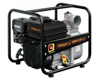 WP 60P Motopompa apa curta Villager , motor 7 Cp , debit 1000 l/min