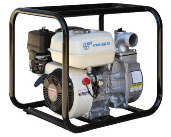 WHP 20 HKX GP Motopompa de presiune AGT