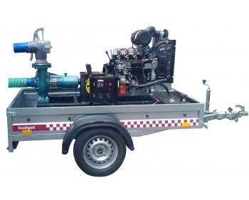 LDW 2204 SNT 80-200 Dewax Motopompa ape murdare , motor LOMBARDINI, debit maxim – 240 M3/H