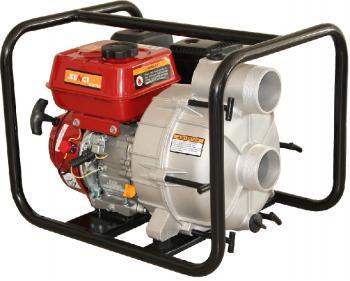 SCWT 80 Senci Motopompa apa murdara , tip motor SC170FB , putere nominala 7.5 Cp