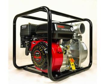 WMQGZ 80-30 Motopompa benzina apa curata Weima , putere 6.5 CP , debit 833 L/min , senzor in baia de ulei