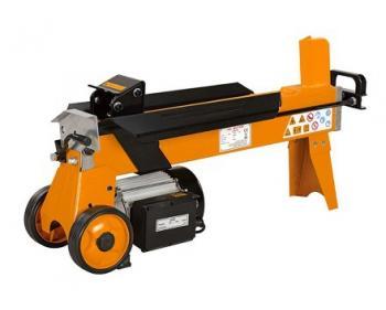 LS 5 T Villager Despicator hidraulic orizontal lemne , forta despicare 5 t  , putere motor 2.2 kW