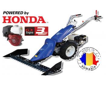 Motocositoare AGT3 cu motor Honda GX200 , putere motor 6.5 cp , cu bara de taiere 117 SP iarba