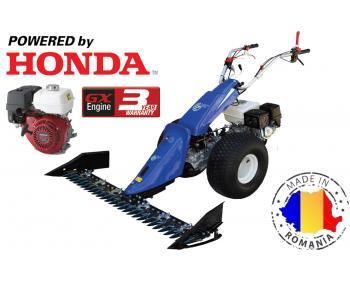 Motocositoare AGT3 cu motor Honda GX270 , putere motor 9 cp , cu bara de taiere 117 SP iarba