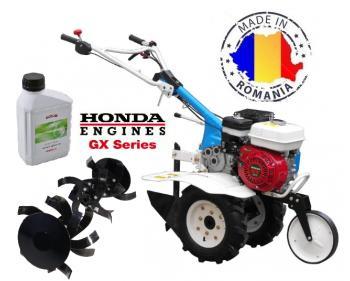 Motosapa cu motor Honda AGT 5580 HD GX 200 , motor 6.5 Cp , latime de lucru 80 Cm