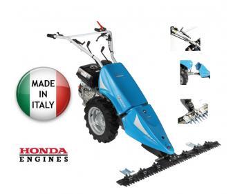 AGT 140 motor Honda GX 160 Bertolini Motocositoare, bara taiere 115 cm SP iarba