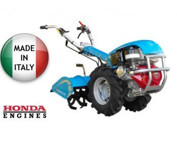 AGT 411 Bertolini  Motocultor  cu motor GX340 , 6 viteze si priza de forta , putere motor 11CP