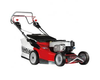 MR 55 TBI Efco cu autopropulsie,cos colector iarba 80l,putere motor 6.5 CP.