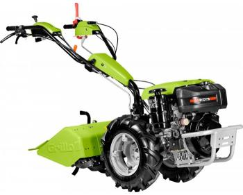 G 110DF Grillo Motocultor  cu motor Lombardini 15LD440