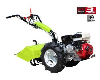 G 85 D Grillo Motocultor cu motor Honda GX 270 , 4 viteze cu Diferential , latime de lucru 68 cm