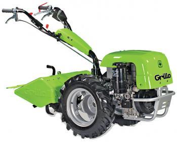 85 DD Grillo Motocultor cu motor Diesel Lombardini , 4 viteze cu Diferential