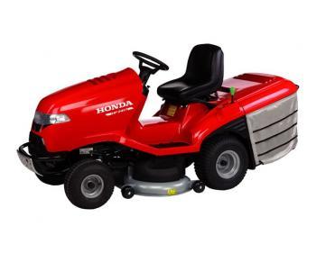 HF 2417 K 4 Honda  Tractoras de tuns gazon  , latime taiere 102 cm , motor 15 cp
