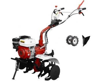 MS 7500 CF Media Line Motosapa ,motor 7 cp,Pachet Standard ,plug de bilonat,roti pneumatice ,reglarea adancimii de lucru