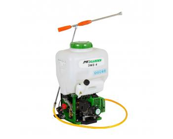 Pulverizator Progarden 3WZ-4 , sistem de pornire la sfoara