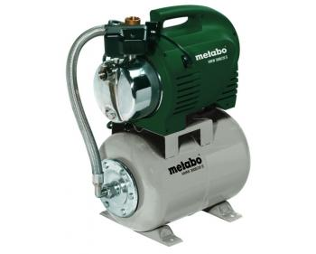 Hidrofor Metabo HWW 3500 / 25 S,inaltime refulare 45m,debit max.3mc/h,putere motor 900W
