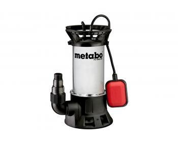 PS 18000 SN Pompa de drenaj apa murdara ,Inaltime refulare 11 m ,debit max. 19000l/h , putere 1100 W