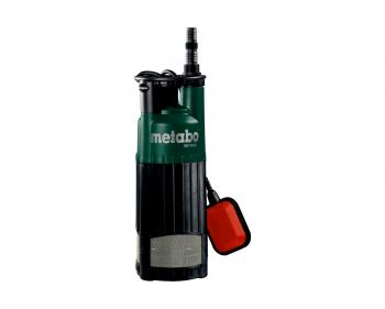 TDP 7501S Pompa submersibila de drenaj apa curata Metabo , inaltime de refulare 34 m , debit 7500 l/min , 1000 W , cod 0250750100