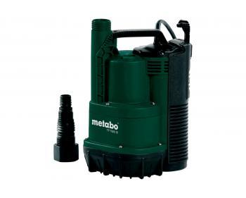 TP 7500SI Pompa submersibila de drenaj apa curata Metabo ,   inaltime de refulare 6.5 m , debit 7500 l/min , putere 300 W , cod 0250750013