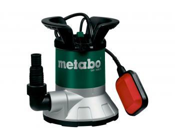 TPF 7000 S Pompa submersibila de drenaj apa curata Metabo ,   inaltime de refulare 6 m , debit 7000 l/min , putere 450 W , cod 0250800002