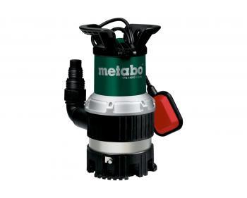 TPS 14000S COMBI Pompa submersibila de drenaj apa curata Metabo , inaltime de refulare 8.5 m , debit 14000 l/min , 770 W , cod 0251400000