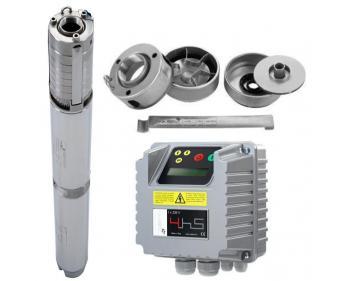 Pompa submersibila de presiune Nastec 4HS 06/02