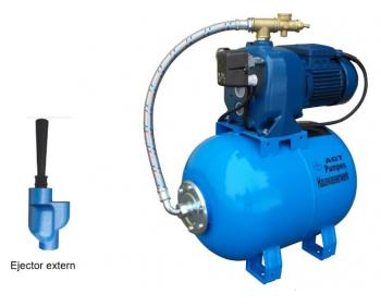 Hidrofor de adancime Pentax AP 200 / 50,inaltime refulare 50m,debit max.3.5mc/h,putere motor 1500W