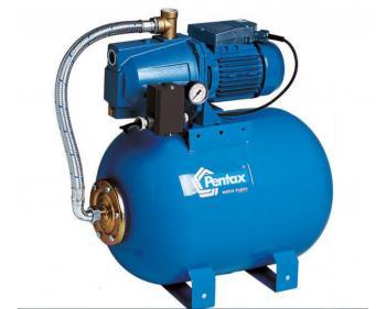 Hidrofor Pentax  CAMT 300 / 100,inaltime de refulare 64,8m,debit max.7,2mc/h,putere motor 2200W
