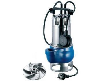 Pompa de drenaj apa murdara Pentax DG 100G,inaltime refulare 10.4m,debit max.300 l/min,putere motor 1350W