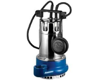 Pompa de drenaj apa murdara Pentax DH 100 G,inaltime de refulare 19.4m,debit max. 300lo/min,putere motor 1370W