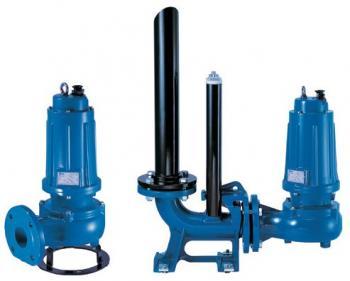 DMT 560 Pentax Pompa submersibila de drenaj , putere 4 kW , inaltimea de refulare 29,1-8,9 m , debit 100-1300 l/min