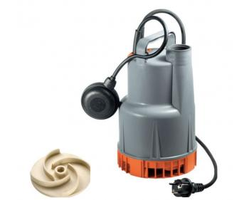 Pompa submersibila de drenaj  Pentax  DP 100G,inaltime de refulare 13.3m,debit max.250 l/min,putere motor 1050W