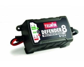 Redresor auto 6-12V cu functie de mentinere tip DEFENDER 8 , cod 807553