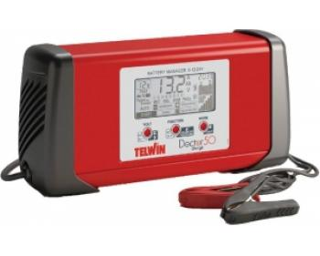 Redresor automat cu functie de mentinere si regenerare 6-12-24V Doctor Charge 50 , cod  807586