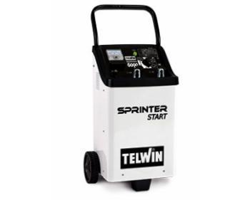 Redresor / Robot de pornire auto tip SPRINTER  6000 ,  curent pornire 600 A  cod 829392