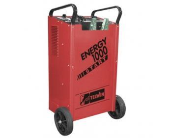 Robot pornire si redresor auto Energy 1000 Start Telwin , capacitate pornire 1000 A , cod 829008