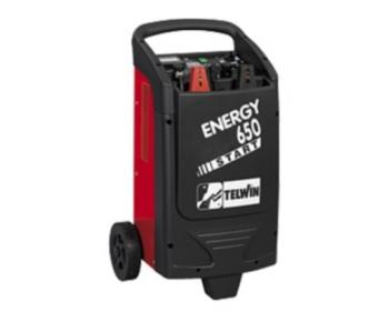 Robot pornire si redresor auto Energy 650 Start Telwin , capacitate pornire 1000 A , cod 829385