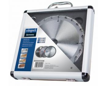Disc circular Scheppach pentru lemn 210 mm  , cod 7901200715