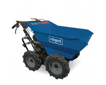 DP 3000 Scheppach,autobasculant motorizat ,capacitate cilindrica 196 cmc, greutate de incarcare 300 Kg,cod,5908802903