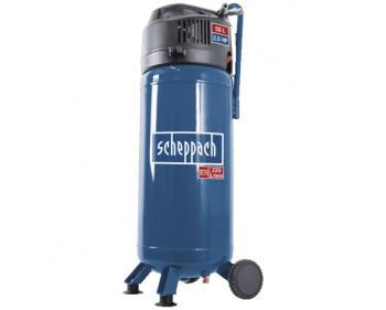 HC 51V Scheppach  Compresor cu piston , putere 1.5 kW , debit 220l/min