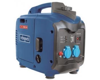 SG 2000 Scheppach  Generator de curent Digital , putere 2 kVA