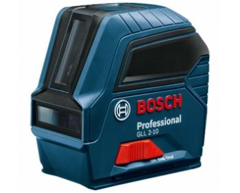 GLL 2-10  Nivela laser cu linii Bosch