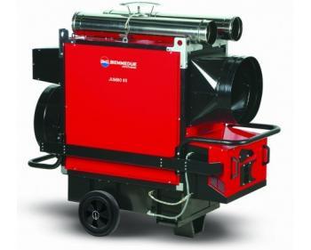 Generator de aer cald JUMBO 185 M Biemmedue fara arzator , cod 02 AG151