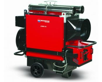 Generator de aer cald JUMBO 235 M Biemmedue fara arzator , cod 02 AG161
