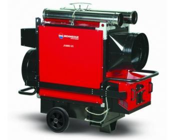 Generator de aer cald JUMBO 235 T Biemmedue fara arzator , cod 02 AG162
