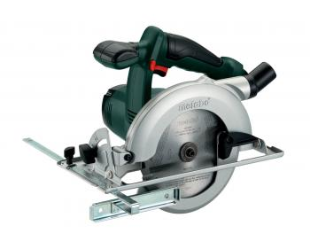 KSA 18 LTX  Metabo Circular manual  (fara acumulator) , 18 V