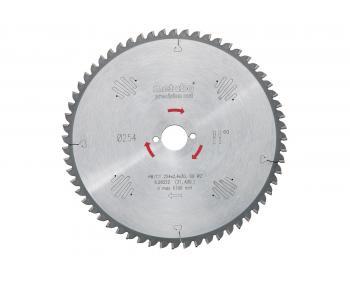 Pânza ferăstrăului circular  Metabo HW / CT 315 x 30, 84 WZ 5 ° neg. (628225000)