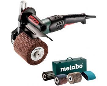 SE 17-200 RT Set Metabo Masina de slefuit  INOX , putere 1700 W , diametru roata abraziva 100-200 mm